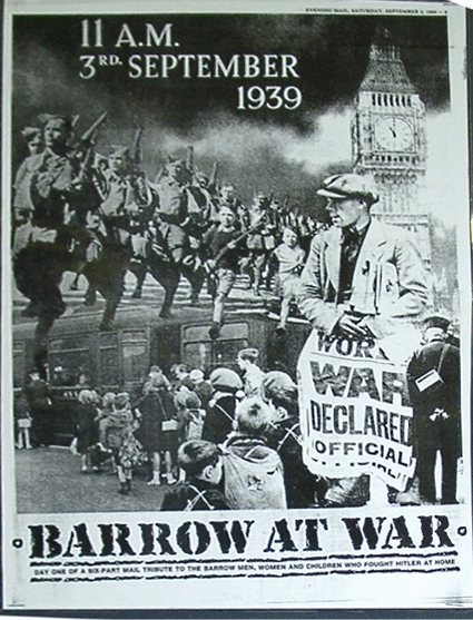 Barrow At War Poster 2