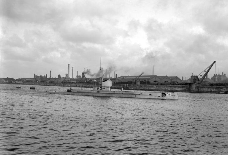Barrow Submarine War
