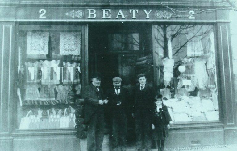 Beaty Shop Front