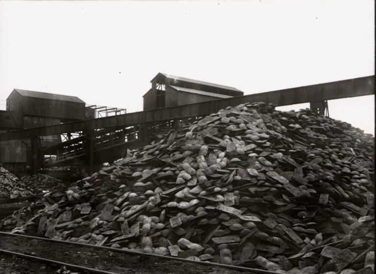 Bessemer Steel Cast Iron Pigs