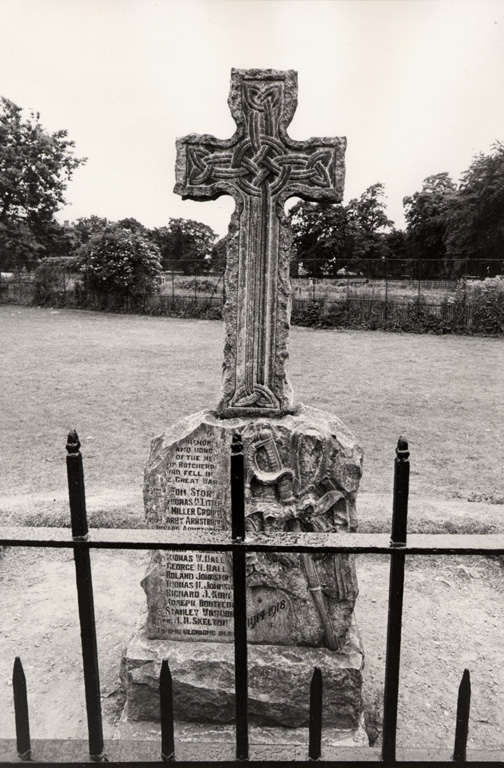 Botcherby War Memorial 1979