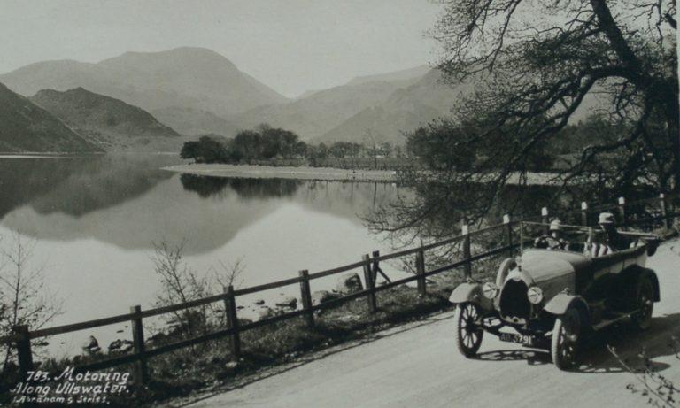 Car Lake