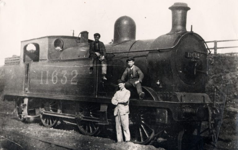 Cleator Class Steam Engine C 1910