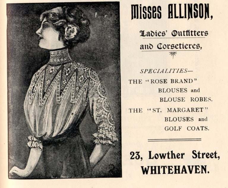 Clothes Misses Allinson Ladies Outfitters Ad 12