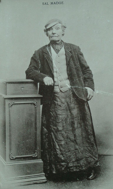 Coal Miner Female Sally Madge