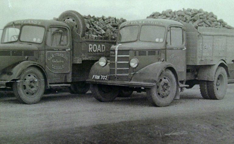 Coal Wagons 60s