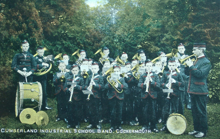 Cockermouth Band Tinted