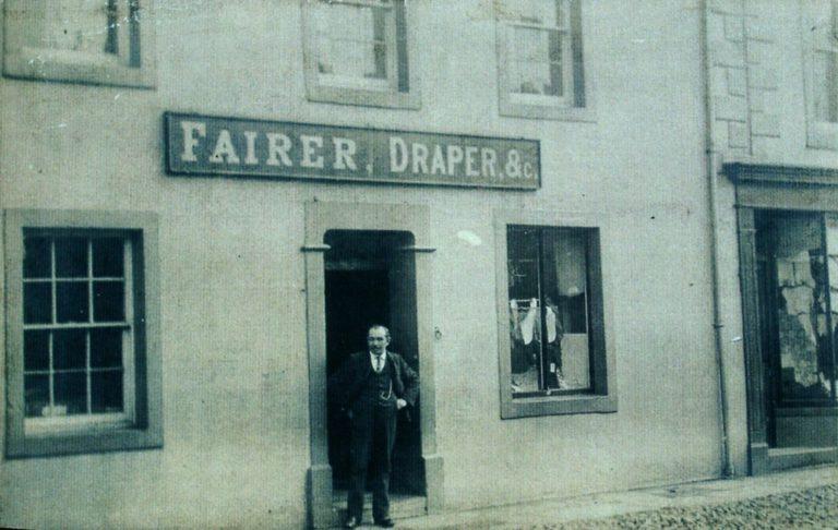 Draper Shop Front
