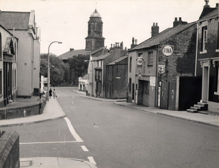 Guard Street Looking Towards Town Centre