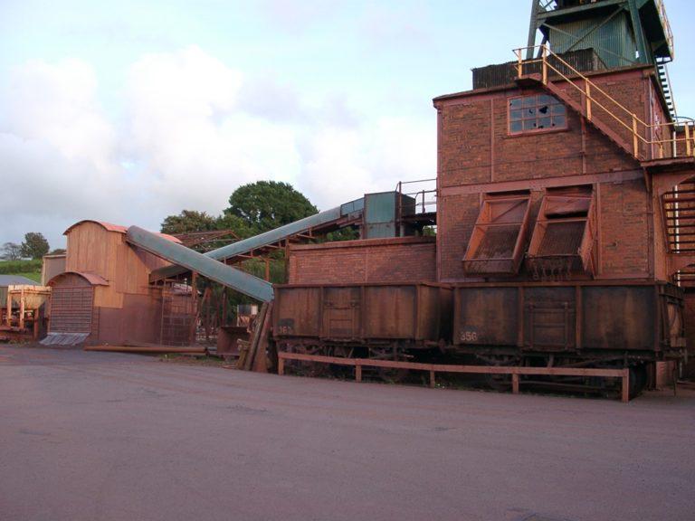 Haematite Mining Buildings 1