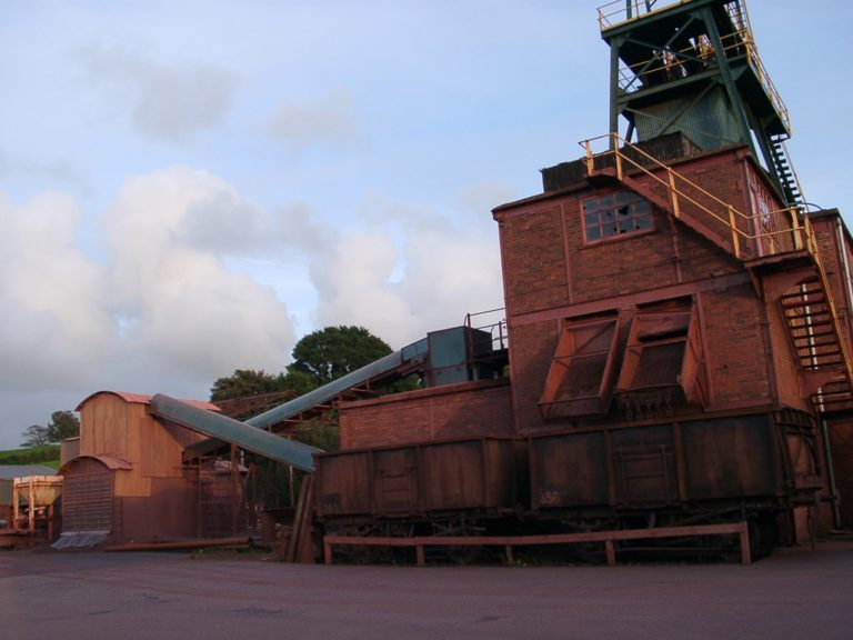 Haematite Mining Buildings 2