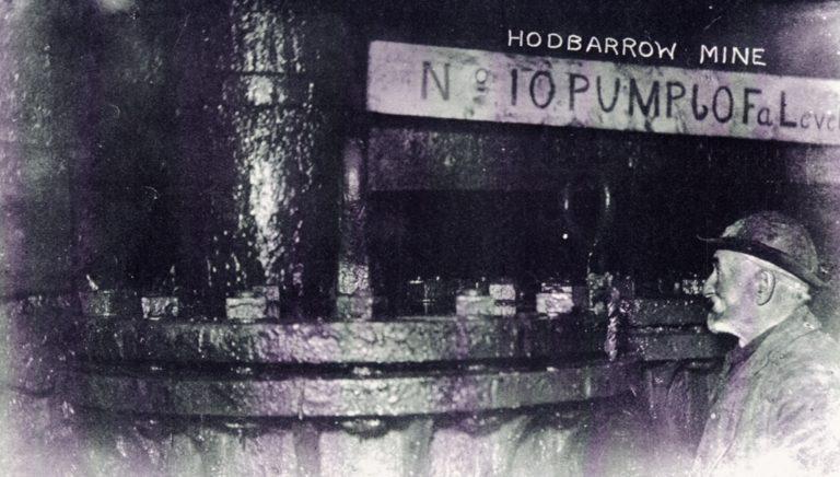 Hodbarrow Miner