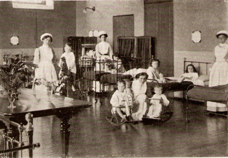 Hospital Nurses Ward 1