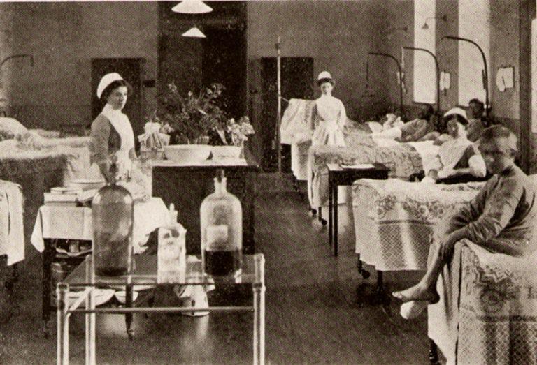 Hospital Nurses Ward 2