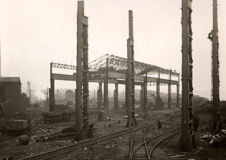 Iron And Steel Works Workington 11