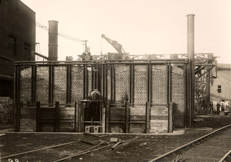 Iron And Steel Works Workington 15
