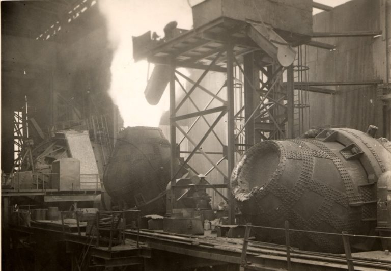 Iron And Steel Works Workington 17