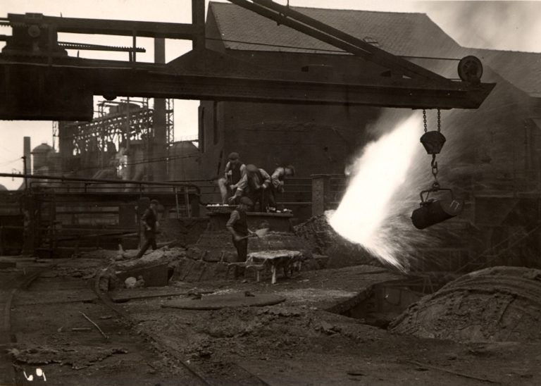 Iron And Steel Works Workington 18