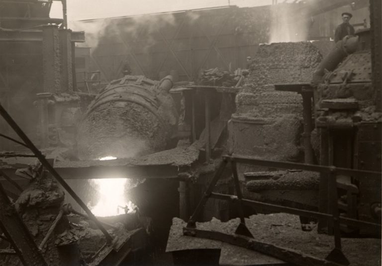 Iron And Steel Works Workington 19