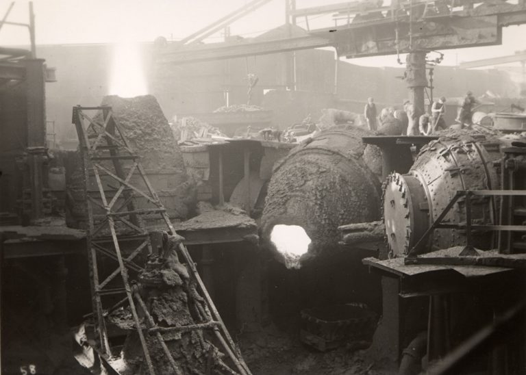 Iron And Steel Works Workington 21