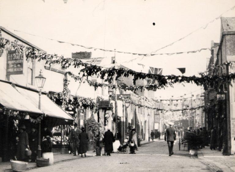 Jane Street Edward VII Coronation 1915