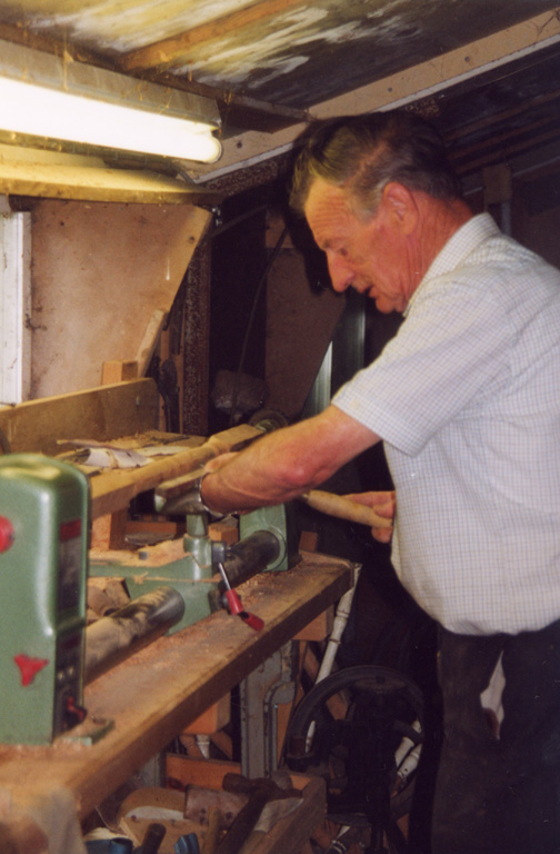 Joiner And Undertaker Workshop Modern Pic 1