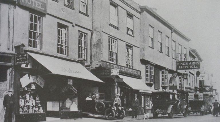 Kendal Street 1930