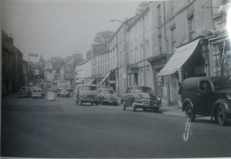 Kendal Street 1950s