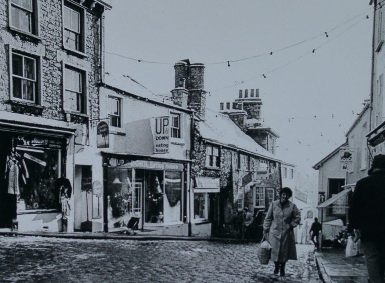Kendal Street 1950s 60s