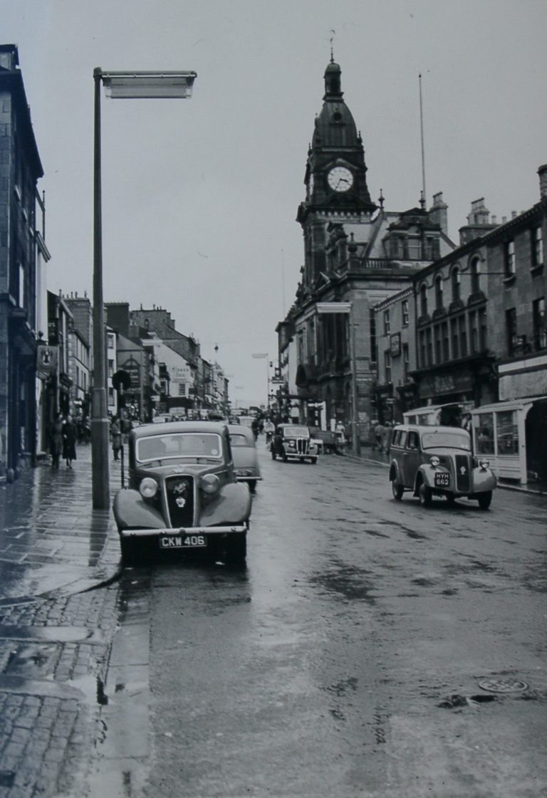 Kendal Street Cars 50s