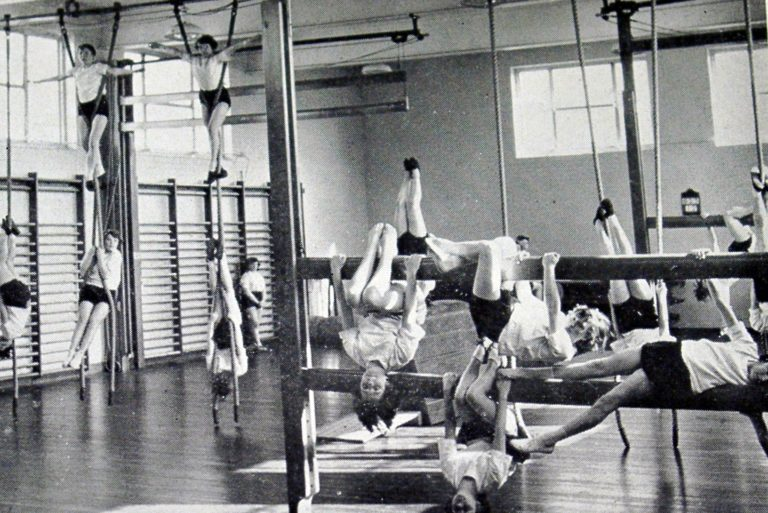 Kids PE Gym