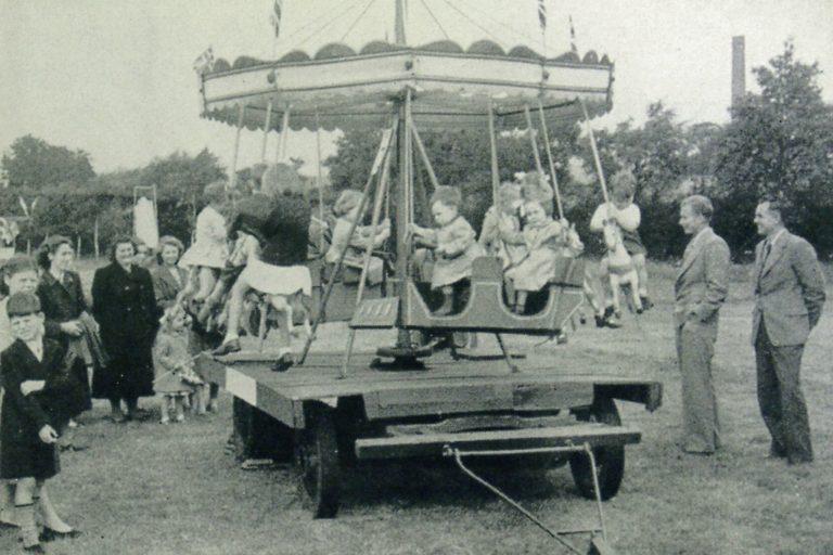 Kids Roundabout