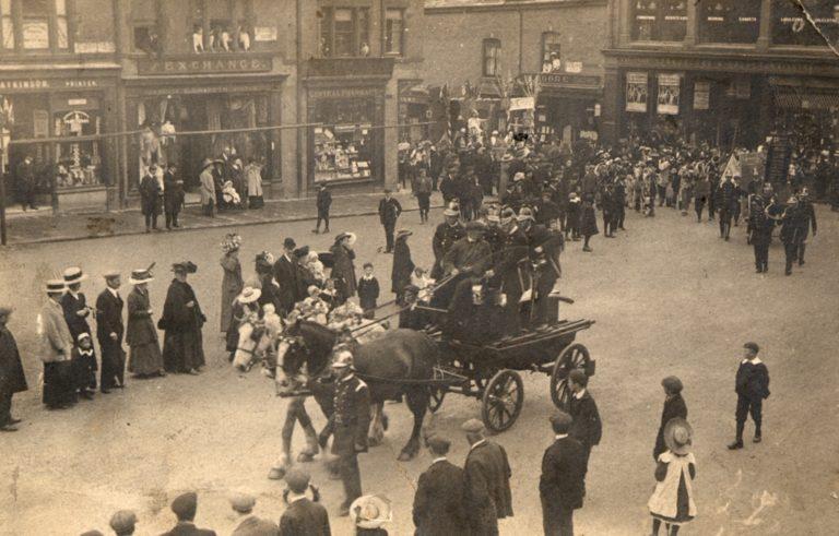 Market Square Commemoration
