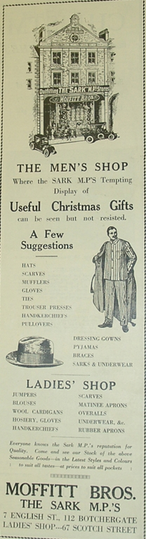 Mens Shop Ad