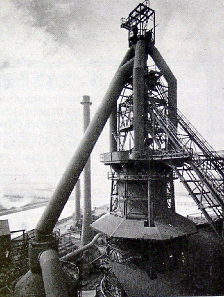 Millom Haematite Smelter