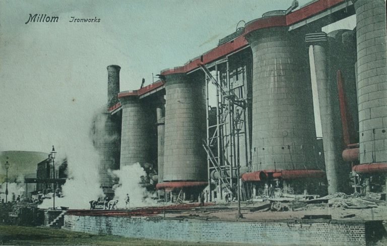 Millom Steel Works