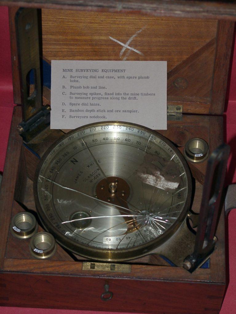 Mine Surveying Underground Compass
