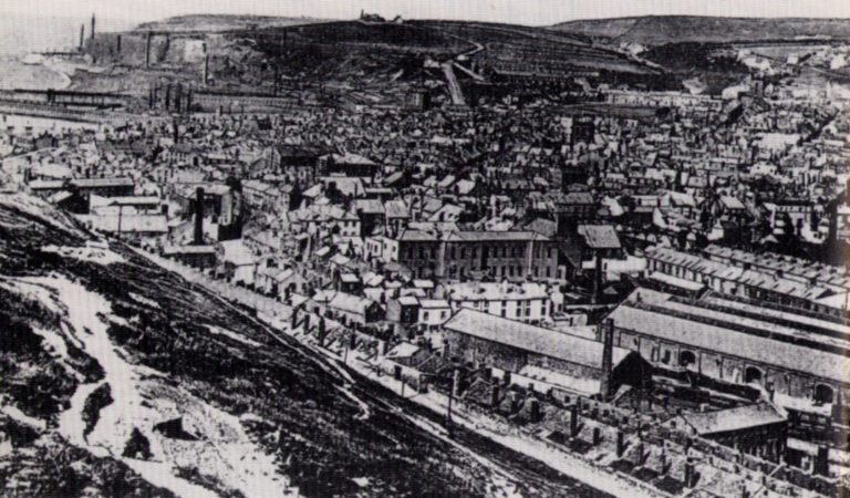 Miners Dwellings C 1905 HF