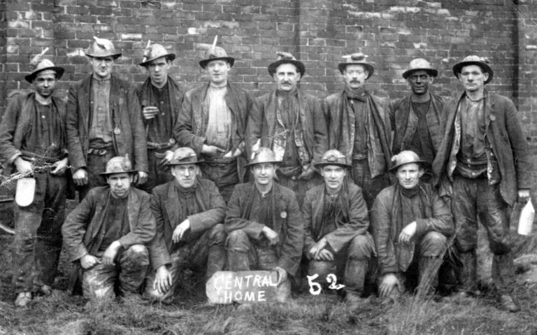 Miners In Group