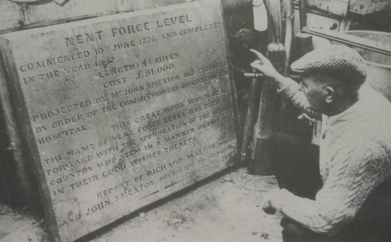 Mining Nent Force Level Alston Plaque