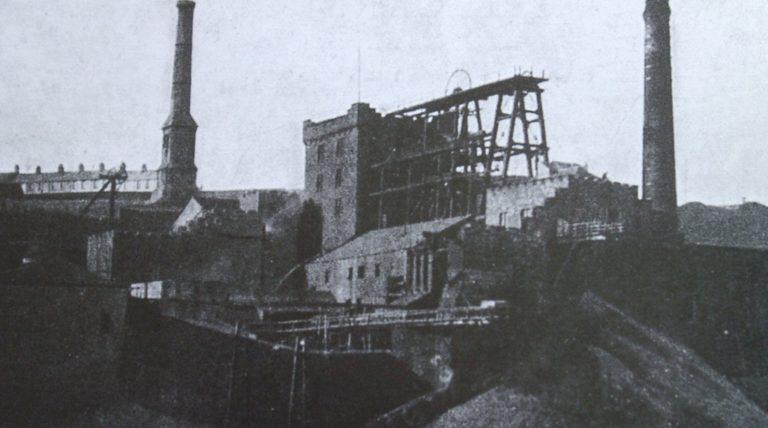 Mining William Pit 1910