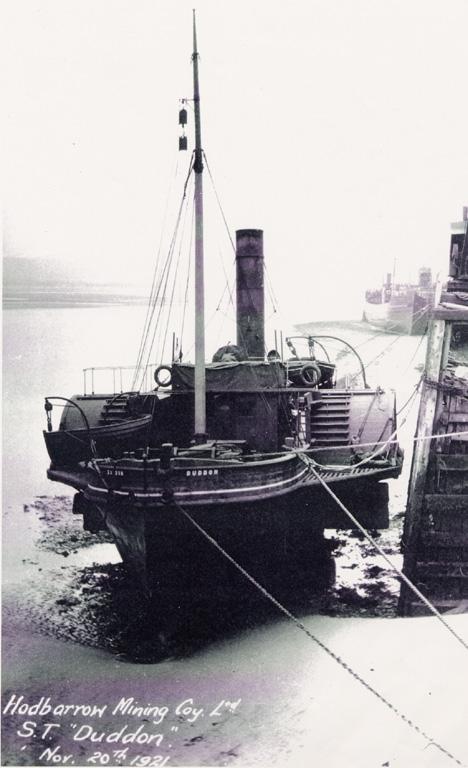 Mining Boat