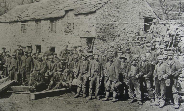 Mining Group Of Pitmen