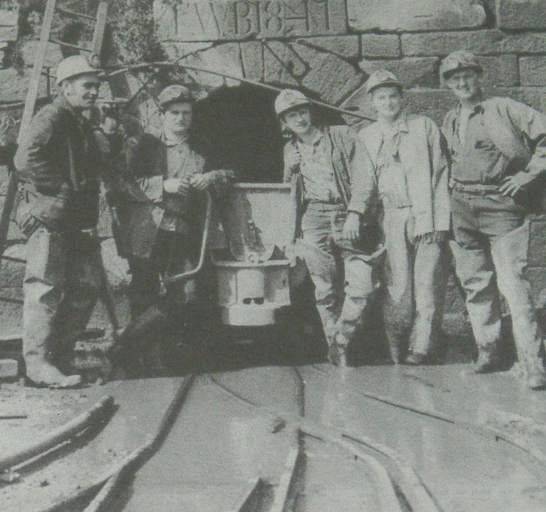 Mining Miners 1940s