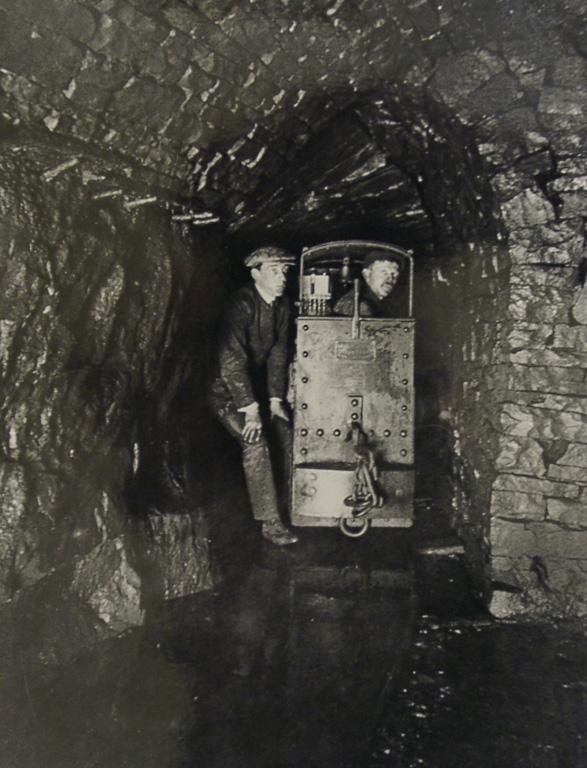 Mining Pitman Inside Pit