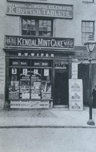 Mint Cake Shop