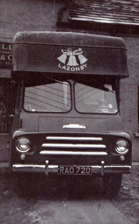 Mobile Shop Front 1955