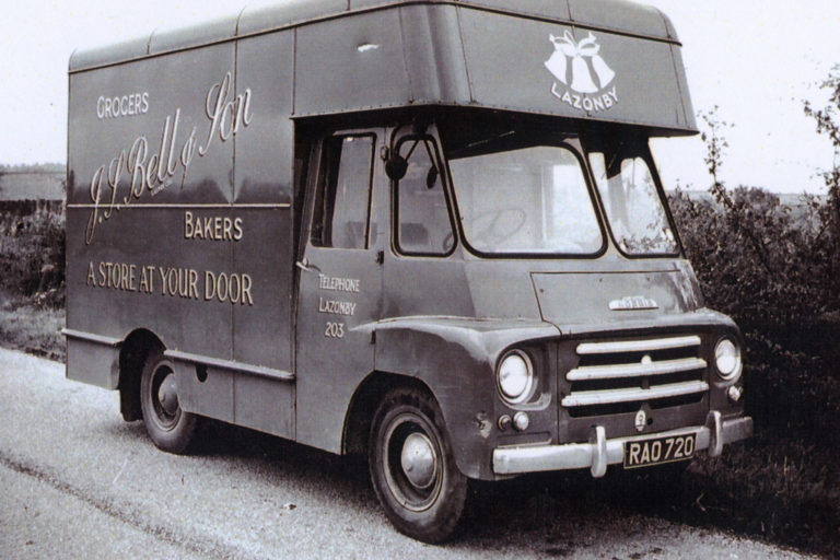 Mobile Shop Side 1955