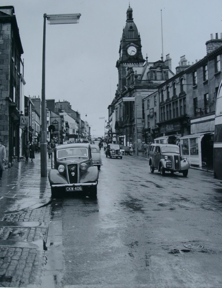 Morris Cars Kendal High St