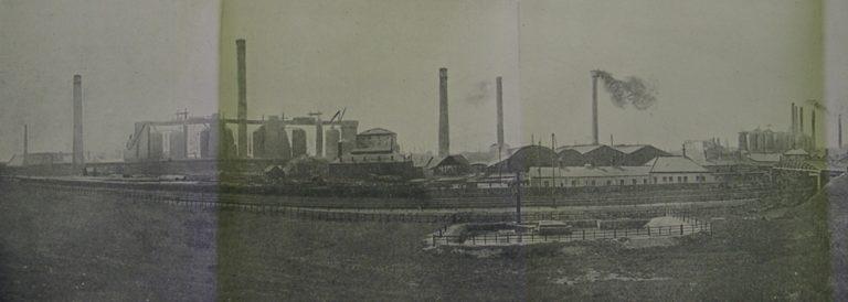 Moss Bay Derwent Iron Steel Works